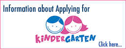 Kindergarten applications